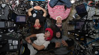 Ask Our Astronaut | How do you stay sane in space?