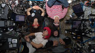 Ποια είναι η ψυχολογική κατάσταση των αστροναυτών στο διάστημα;