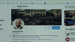 Twitter-botrány: a magyar kormány nem reagált