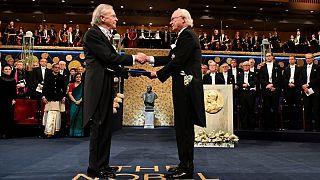 پیتر هانکه برنده نوبل ادبیات در سال ۲۰۱۹
