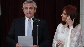Discurso íntegro de investidura de Alberto Fernández como presidente de Argentina