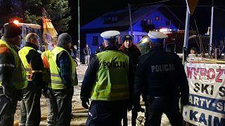 الشرطة البولندية (صورة من الأرشيف)
