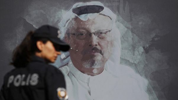 صورة للكاتب السعودي الراحل جمال خاشقجي