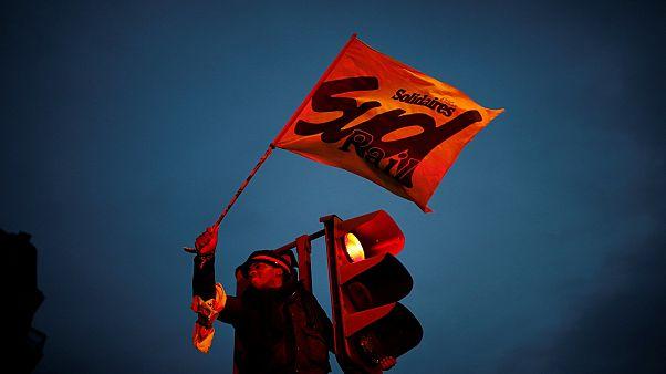 Nem számíthatnak csodára a francia tüntetők
