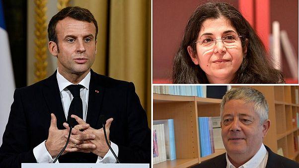 پاریس: ایران دو فرانسوی زندانی را آزاد کند؛ تهران: از هیچکس توصیه نمیپذیریم