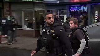 """""""Harter Tag für Jersey City"""": 6 Tote in stundenlanger Schießerei"""