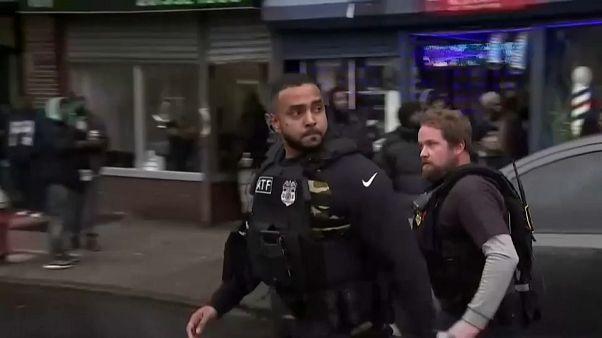 Halálos lövöldözés Jersey Cityben