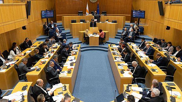 Συζήτηση για ψήφιση Κρατικού Προϋπολογισμού 2020 στην Ολομέλεια της Βουλής των Αντιπροσώπων