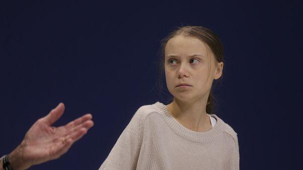 "Bolsonaro chama ""pirralha"" a Greta Thunberg"
