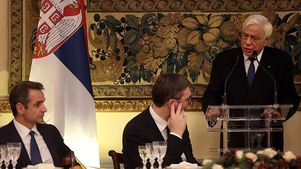 Πρ.Παυλόπουλος: Πρέπει να επιστρέψουν τα Γλυπτά του Παρθενώνα στην Ελλάδα