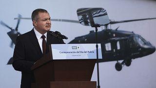 El exjefe de Seguridad de México arrestado en Estados Unidos por narcotráfico