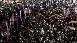 محققون دوليون يتخلون عن التحقيق بشأن عنف الشرطة في هونغ كونغ