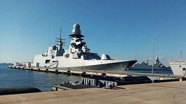 Τριμερής ναυτική άσκηση Κύπρου, Γαλλίας και Ιταλίας στην κυπριακή ΑΟΖ με μήνυμα στην Άγκυρα