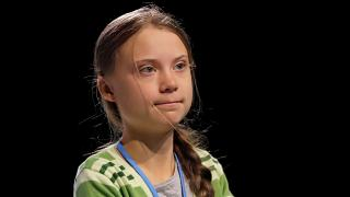 16 yaşındaki İsveçli çevre aktivisti Greta Thunberg