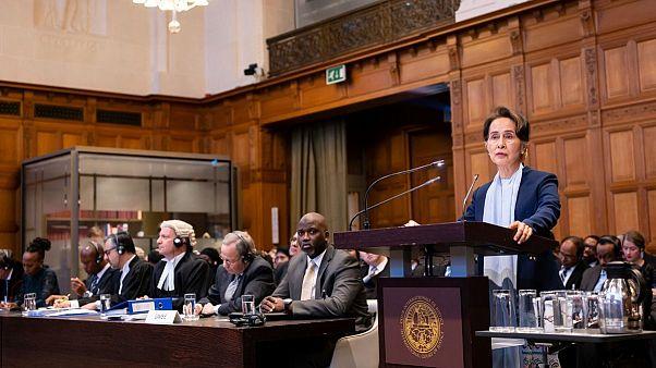 آنگ سان سوچی: اتهام نسلکشی در میانمار مغلطه است