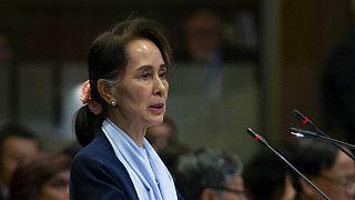 Suu Kyi: Myanmar wird mit Kriegsverbrechen selbst fertig