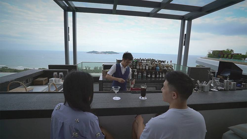 Sanya's going global: an increasing number of companies have chosen the city to put down roots