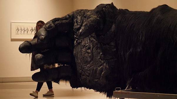 King Kong, ET and the Alien on display at Carlo Rambaldi exhibition