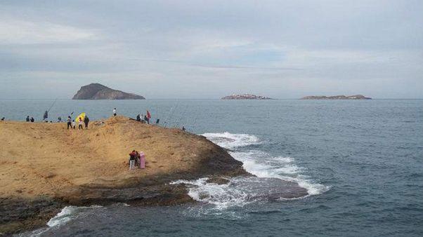 Chafarinas, tre minuscole isole spopolate diventate porta d'ingresso in Europa per i migranti