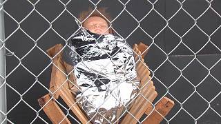Polémique autour d'une crèche en cage aux Etats-Unis