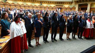 Alles beim Alten: Grüne nicht in neuer Schweizer Regierung