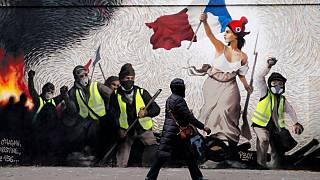 The UN's Human Development Report argues protests such as those in France show something in society is not working