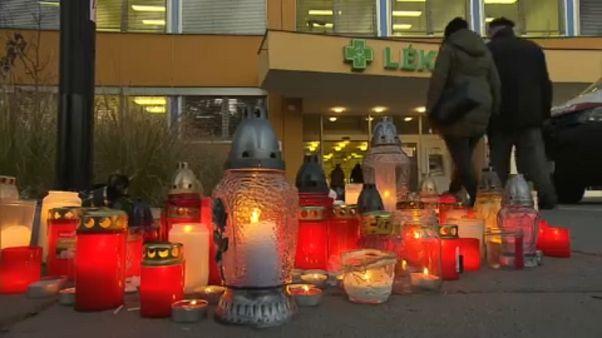 Ostrava: még küzdenek az orvosok az egyik sebesültért