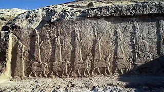 Iraq, ecco i resti assiri tornati alla luce grazie a una missione italiana