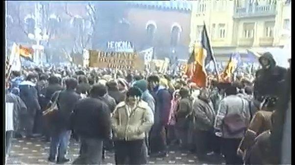 30 éve tört ki a forradalom Temesváron