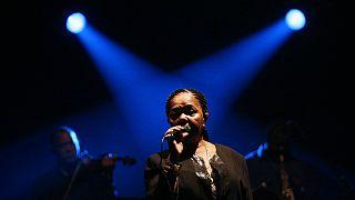 Voz de Cesária Évora ouviu-se na consagração da música crioula pela UNESCO