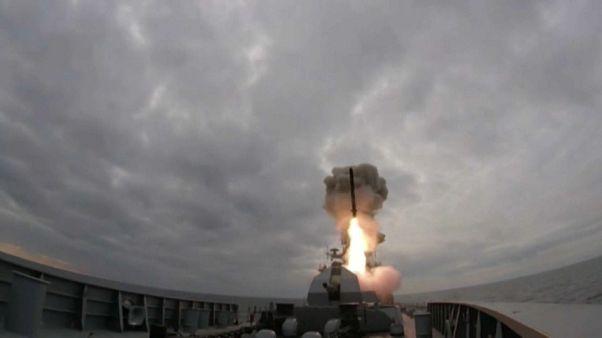 موشک کالیبر روسی در ۱۳۷ ثانیه هدف را در ۲۵۰ کیلومتری نابود کرد