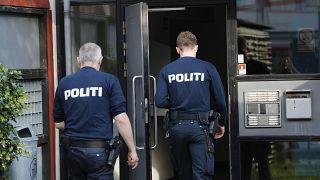 Terrorellenes akció Dániában