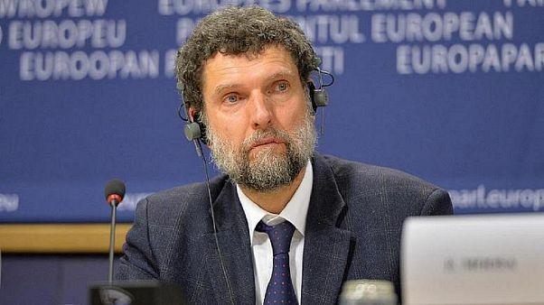 Avrupa Birliği Osman Kavala'nın derhal serbest bırakılması çağrısında bulundu