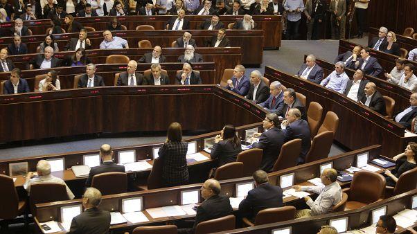 Feloszlatta magát a parlament, ismét választás lesz Izraelben