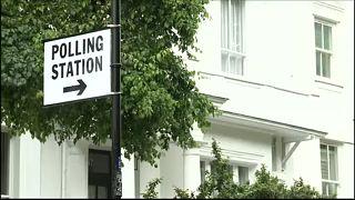 Suspense no Reino Unido