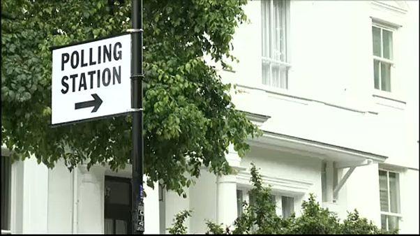 Великобритания голосует: в пятницу, 13-го подведут итоги выборов