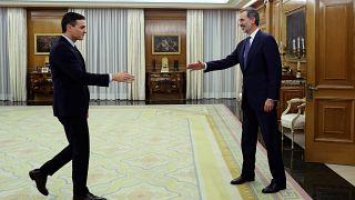 Spanien: Pedro Sanchez erneut mit Regierungsbildung beauftragt