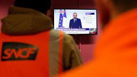 Rentenstreit in Frankreich schaukelt sich hoch