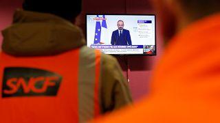 França: Sindicatos unidos contra projeto de reforma das pensões