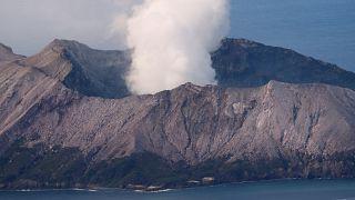 Власти Новой Зеландии планирует эвакуацию тел туристов c Уайт-Айленда