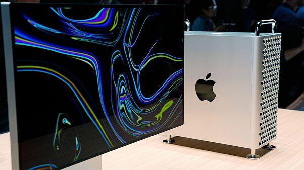 کامپیوتر جدید اپل گرانتر از آخرین مدل خودروی بیامو
