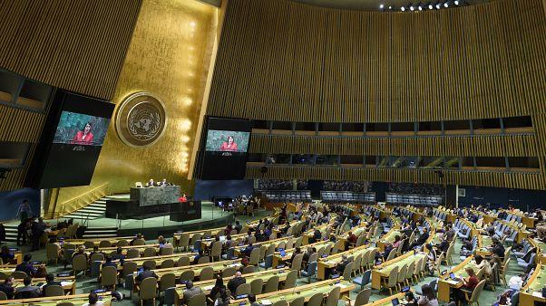 H Τουρκία η μόνη χώρα που καταψήφισε το Δίκαιο της Θάλασσας του ΟΗΕ