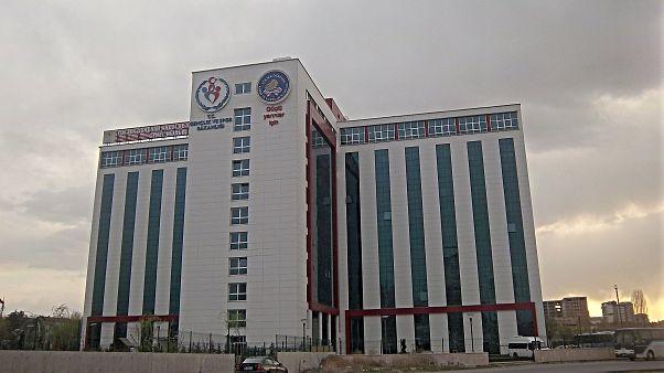 Kredi ve Yurtlar Kurumu Genel Müdürlüğü binası, Ankara