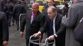 Harvey Weinstein hatmillió dollárt fizet az őt zaklatással vádoló nőknek