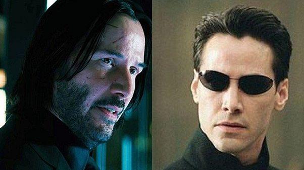 Matrix 4 ve John Wick 4 filmleri 2021'de aynı gün gösterime girecek