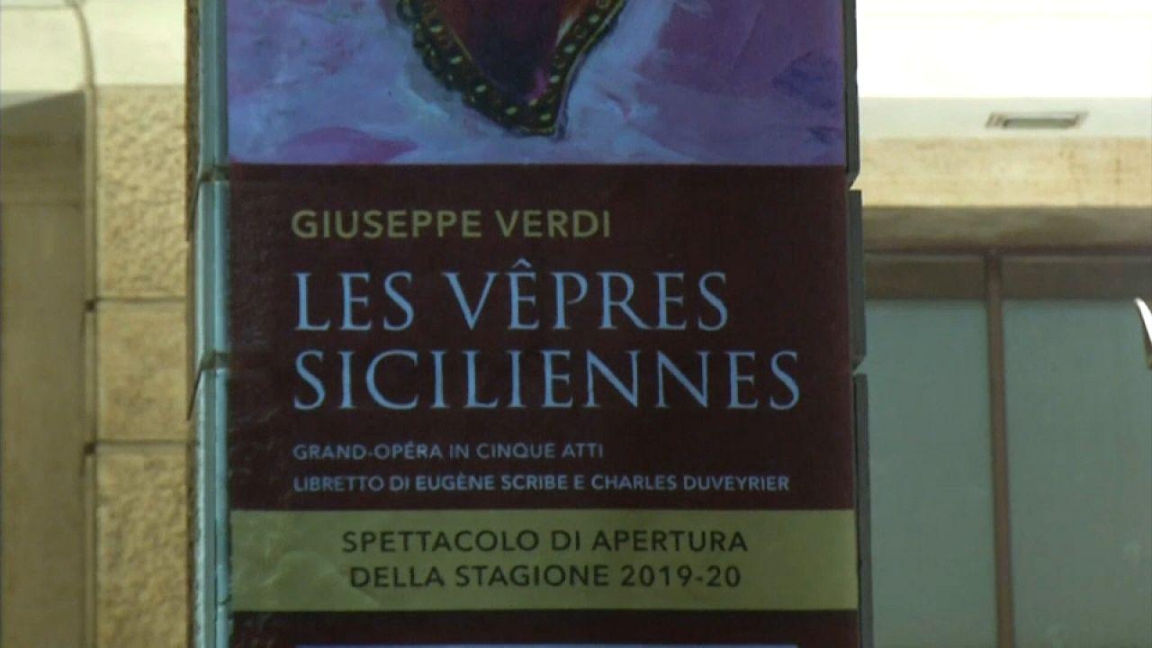 'Las vísperas sicilianas' abren la temporada en la Ópera de Roma
