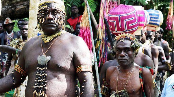 Bougainville halkı 'bağımsızlık' referandumunda oy kullandı