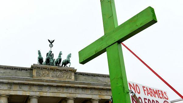 Gyenge évet zártak a német gazdák