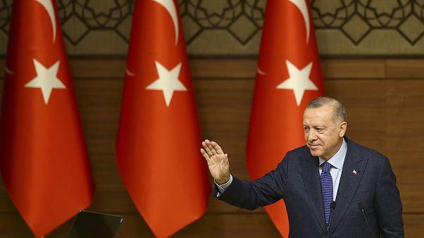 Cumhurbaşkanı Recep Tayyip Erdoğan - AA