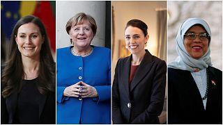 Dünyada hangi ülkeleri kadın liderler yönetiyor?